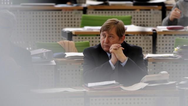 Vorschau: Landtag entscheidet ueber Immunitaet von Linke-Politiker