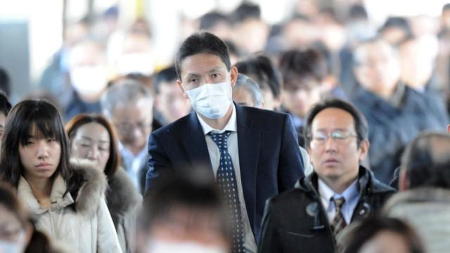 Tokyo radiation concerns