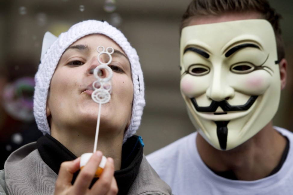 Occupy Wall Street spreads to Zurich