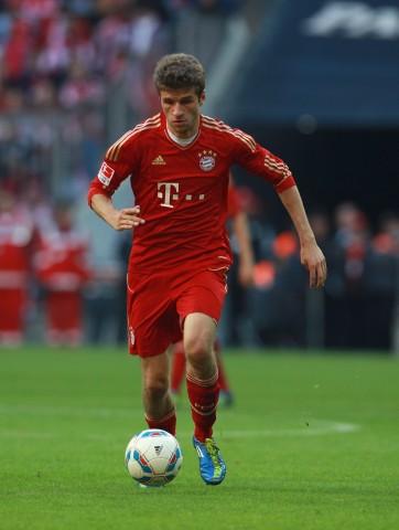 FC Bayern Muenchen v Hertha BSC Berlin  - Bundesliga