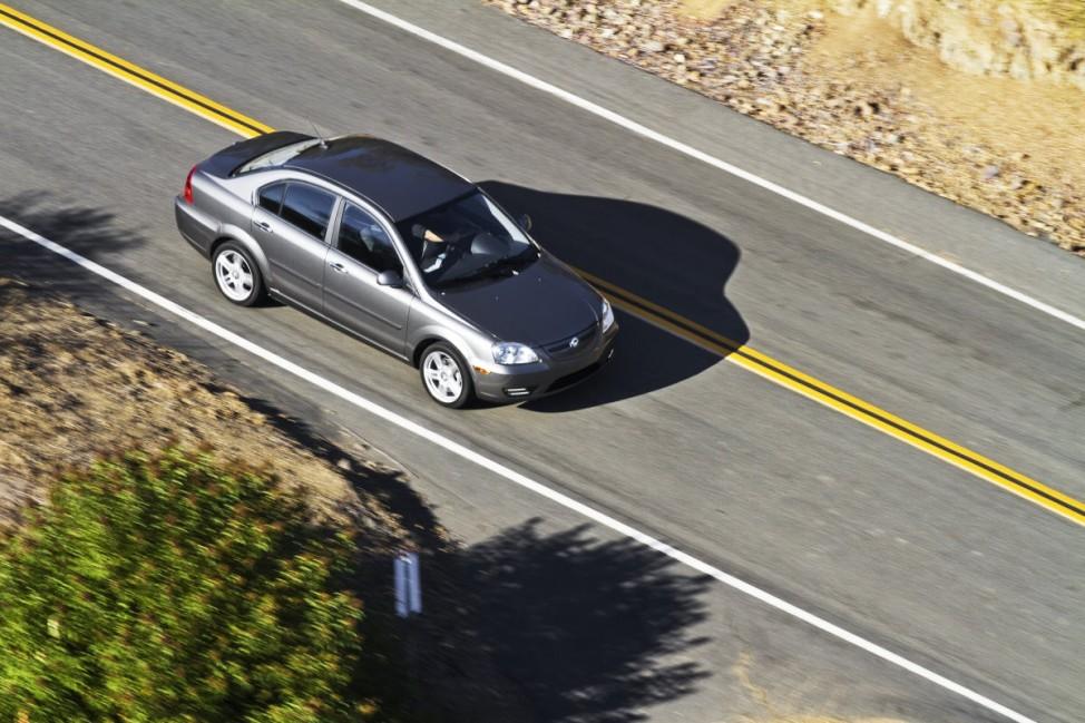 Auf den Spuren des Tesla Coda Motors Los Angeles Elektroauto