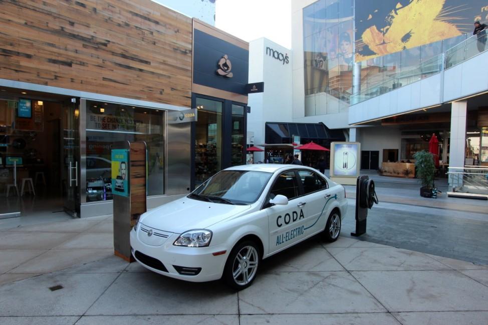 Auf den Spuren des Tesla Coda Motors / Los Angeles