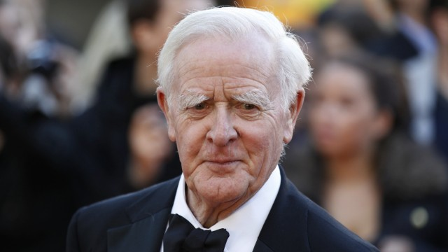 John Le Carre wird 80