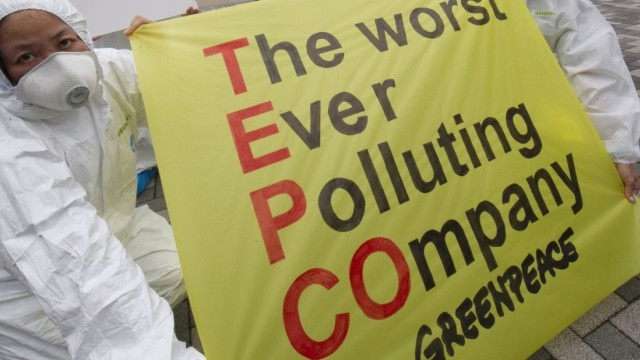 TEPCO Shareholders Meeting
