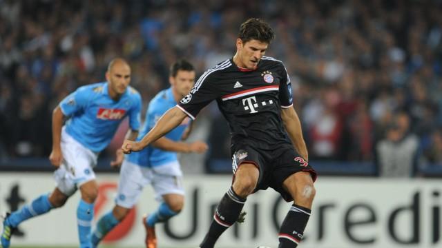 Champions League - FC Bayern München - SSC Neapel