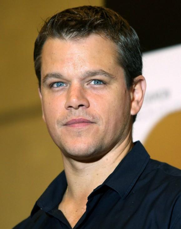 Matt Damon in historischer TV-Dokumentation
