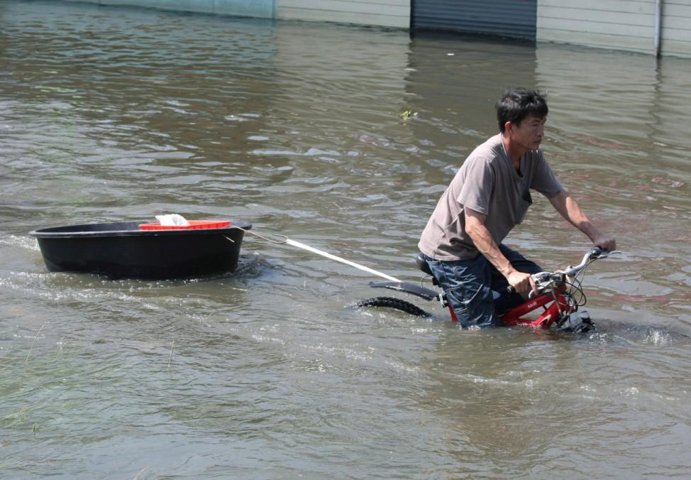 Concern grows over Bangkok as Thailand floods