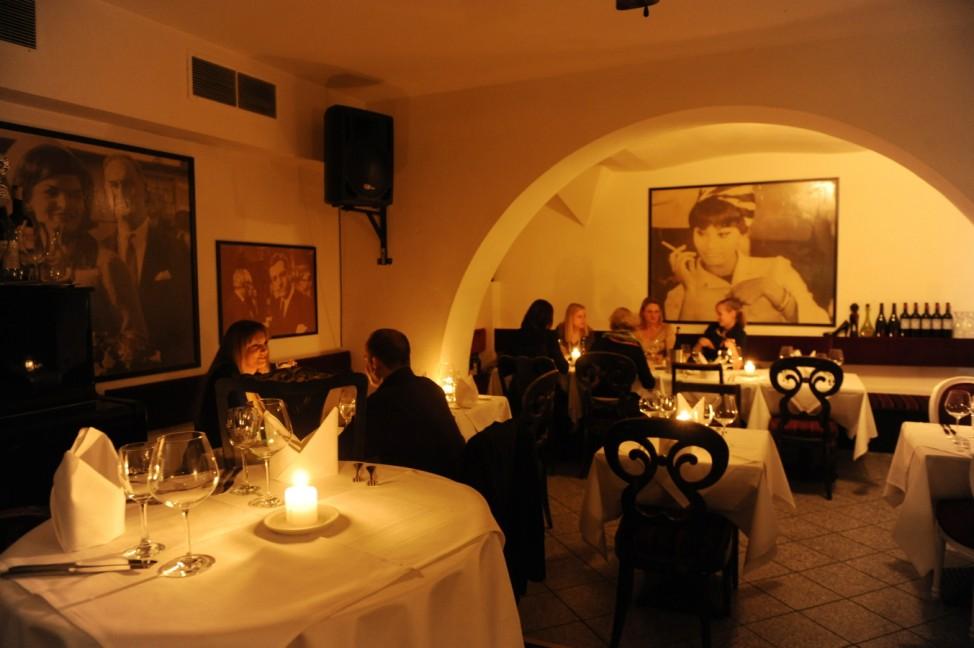 Restaurant 'Die blaue Donau' in München, 2011