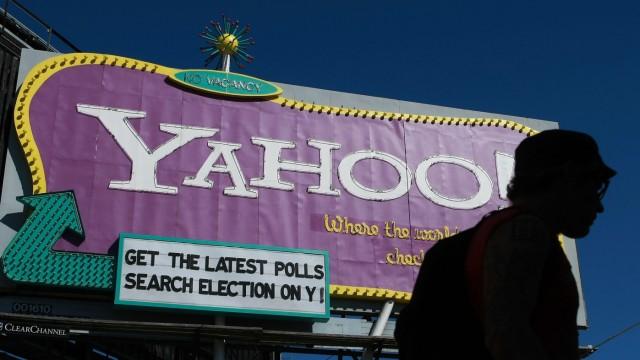 Yahoo Announces Quarterly Earnings
