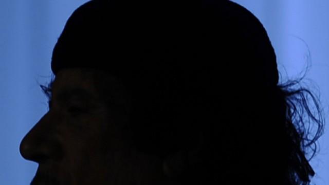 Muammar Gaddafi reportedly dead