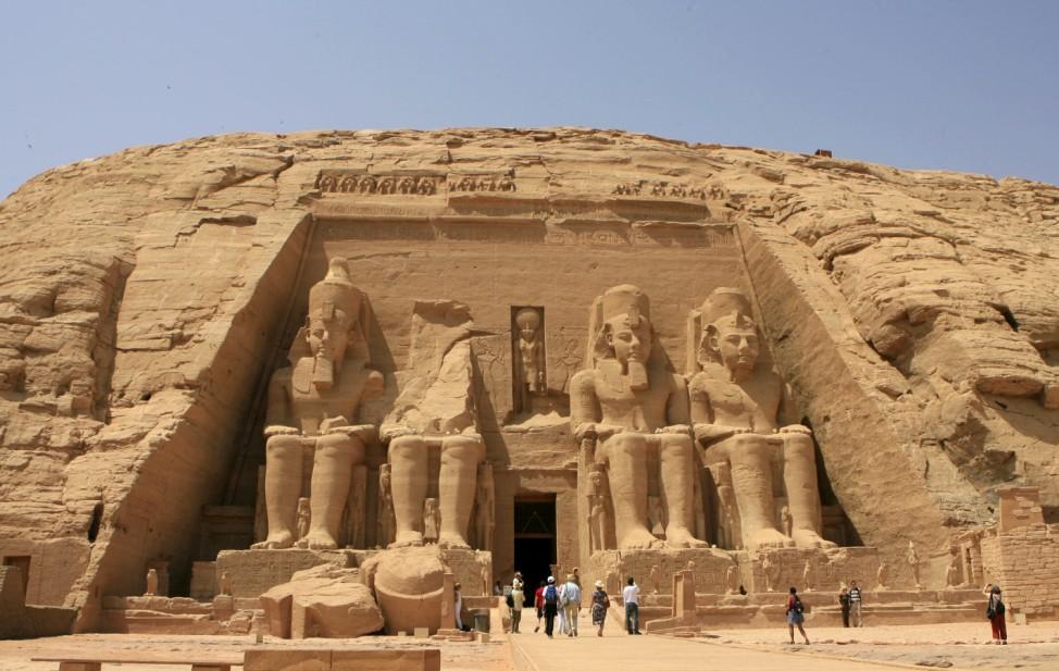 Reiseziele Winter-Blues Ägypten Abu Simbel