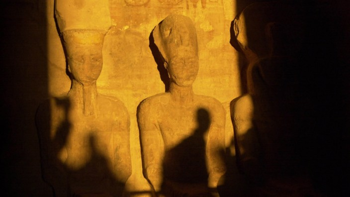 Abu Simbel Ägypten
