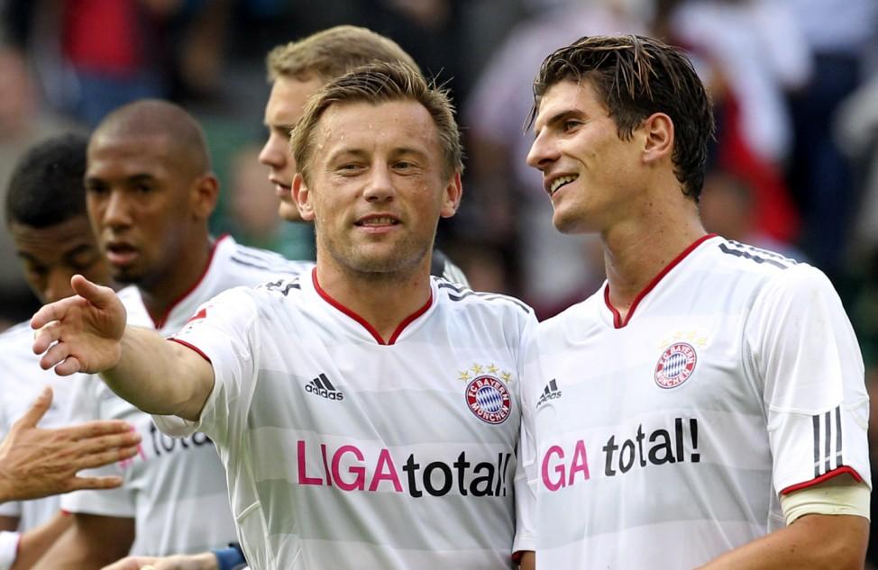 Olic hofft auf neuen Vertrag bei Bayern