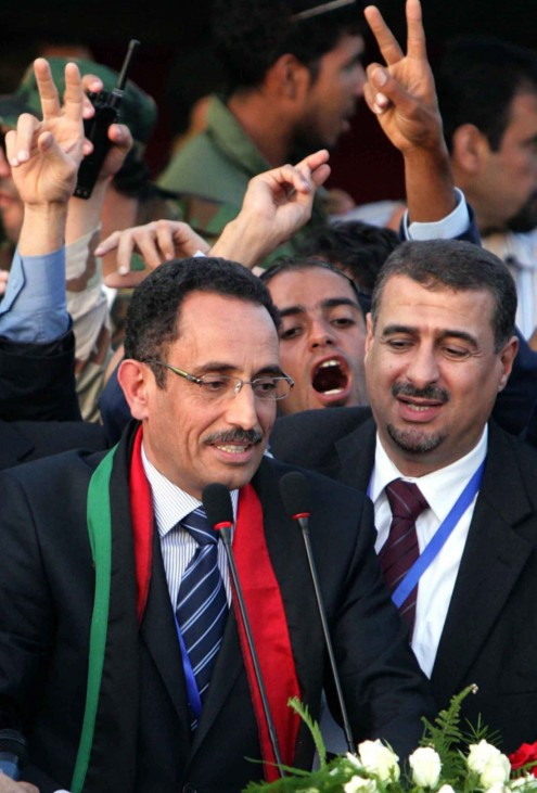 'Libya is liberated,' transitional leadership declares