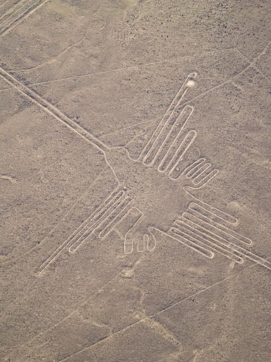 Geoglyphen Nazca Uffington