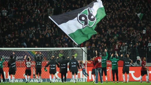 Hannover 96 - FC Bayern München 2:1