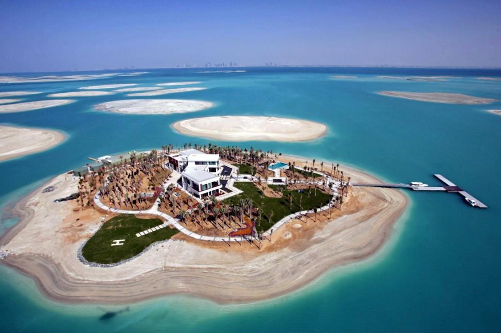 Abu Dhabi springt für Dubai in die Bresche