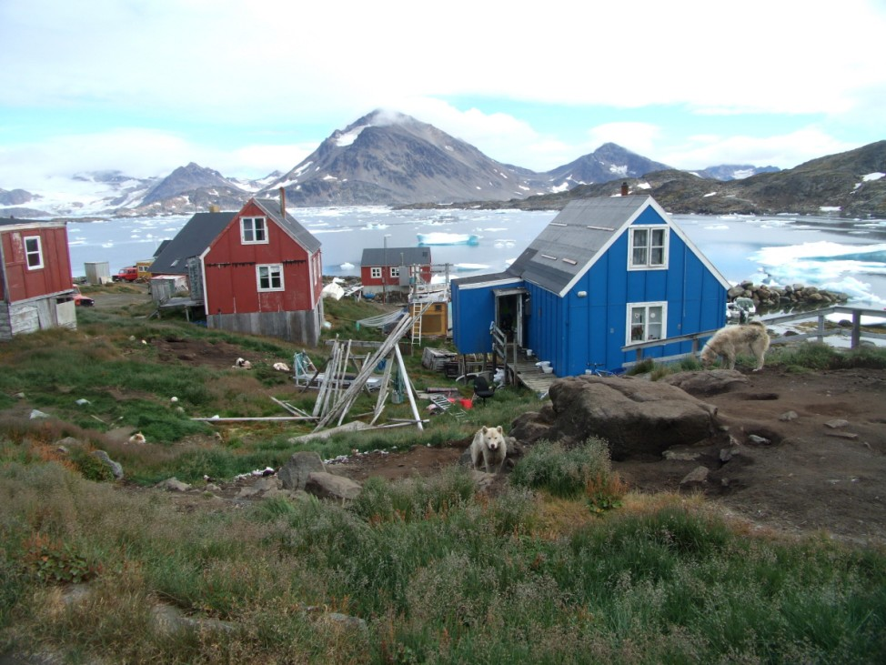 Grönland Kulusuk Tassilaq
