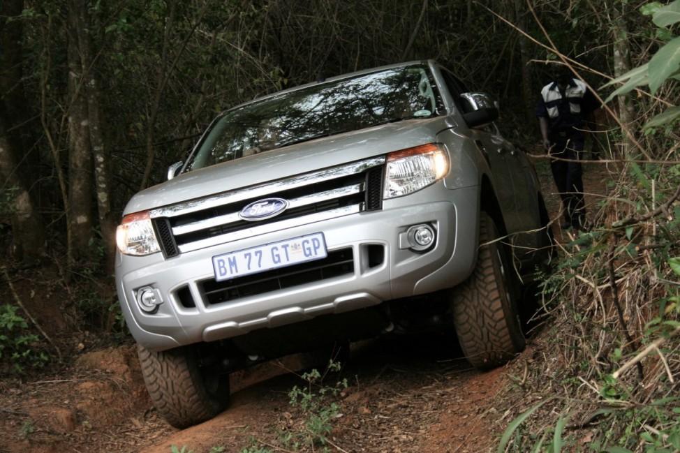 Taffer Bursche Ford Ranger