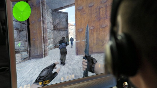 Computerspiel Counterstrike