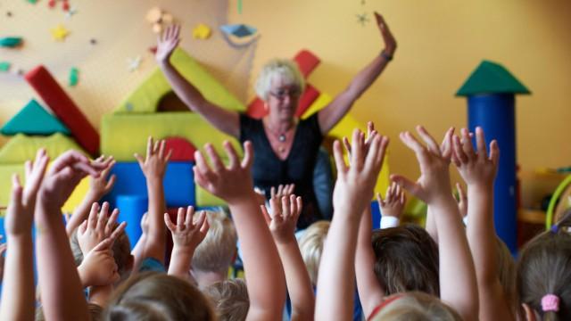 Kindergarten in NRW