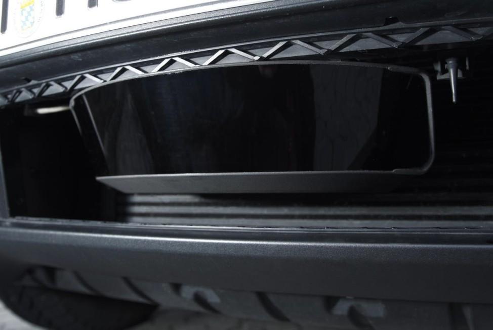 Nachtaufklärer Laserscanner Fußgängererkennung BMW i8