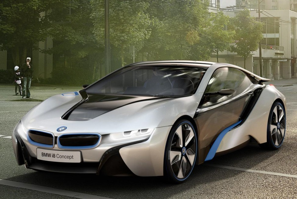 Nachtaufklärer BMW i8