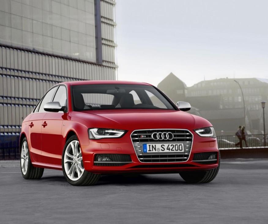 Audi A4 S4 Facelift