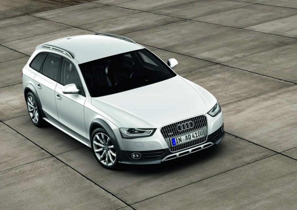 Audi A4 S4 Allroad quattro