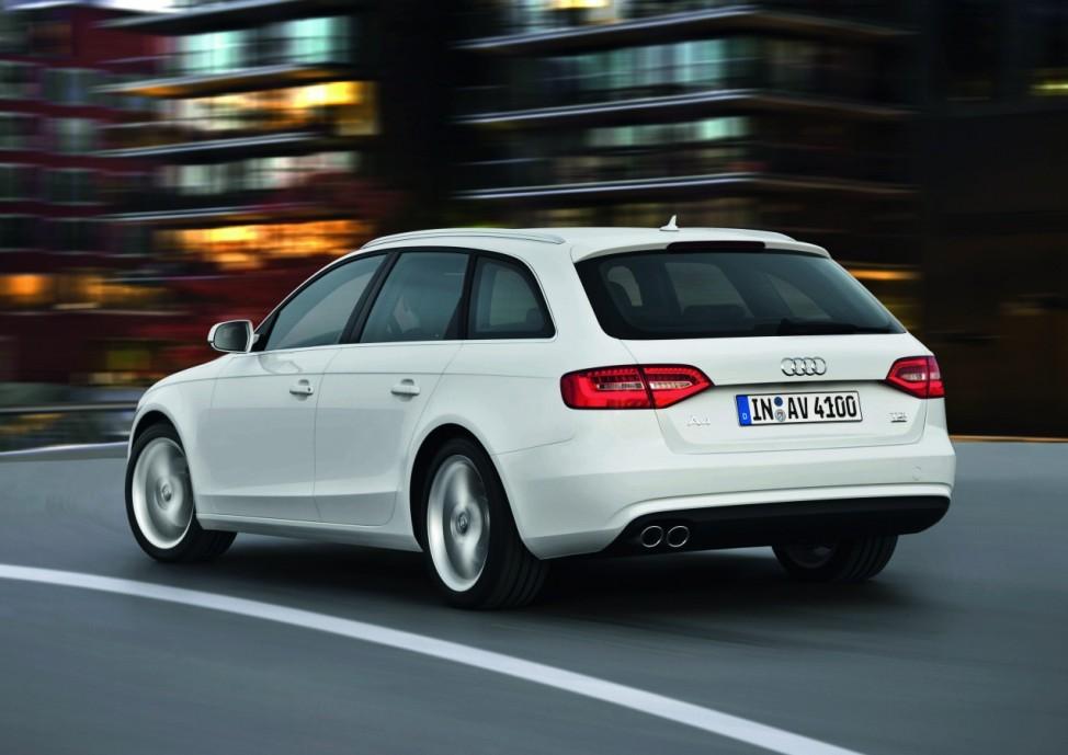 Audi A4 Avant A4 S4 Kofferraum