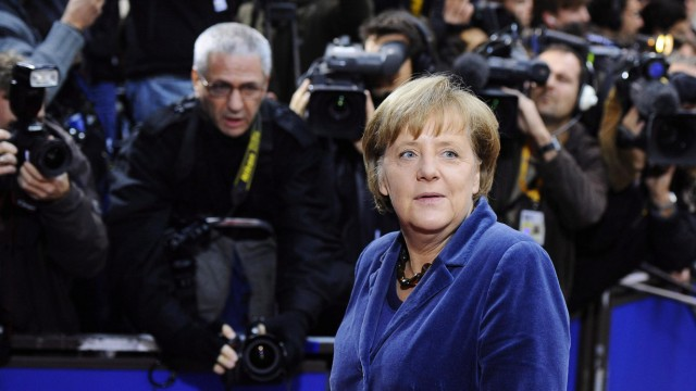 EU Summit on the Euro crisis