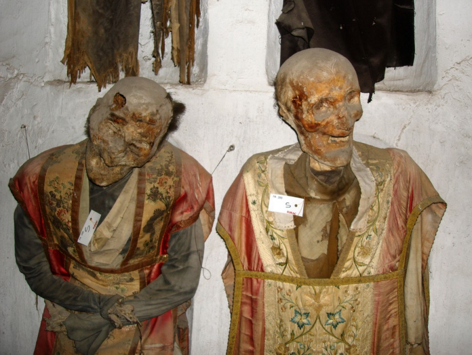 Abstieg ins Totenreich ? Die Mumien von Palermo