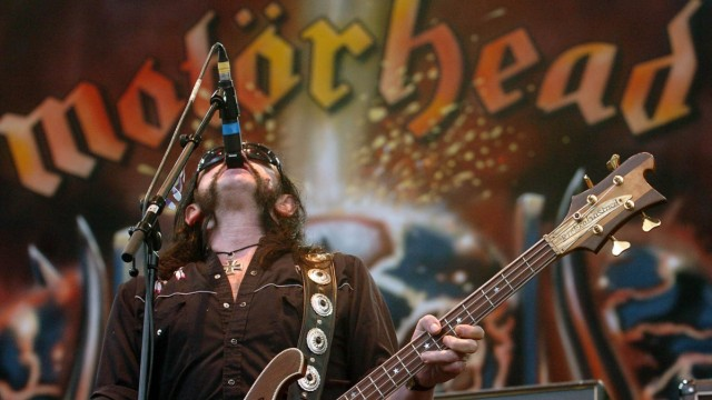 Lemmy Kilmister, Rock im Park 2004 in Nürnberg