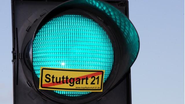 Bahn-Behörde kassiert S21-Baustopp wieder ein