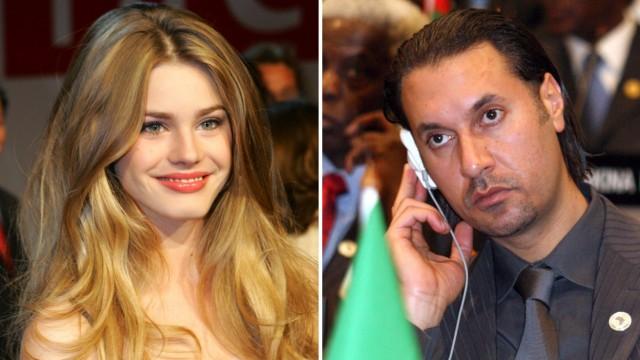"""Telefonica prüft Rausschmiss von Gaddafi-Freundin ´Alice"""""""