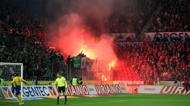 1. FSV Mainz 05 - SV Werder Bremen