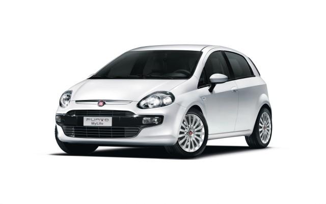 Fiat Punto MyLife Autokauf