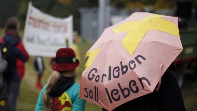 Atomkraftgegner starten Proteste gegen Castor