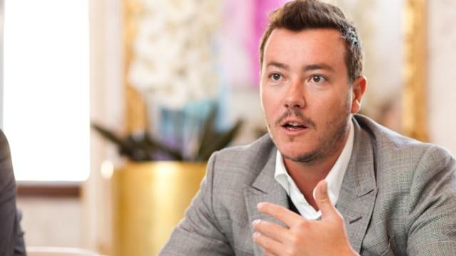 Möglicher Kaufhof-Investor René Benko: René Benko, Geschäftsführer der Signa-Gruppe, bietet für eine Übernahme von Kaufhof.