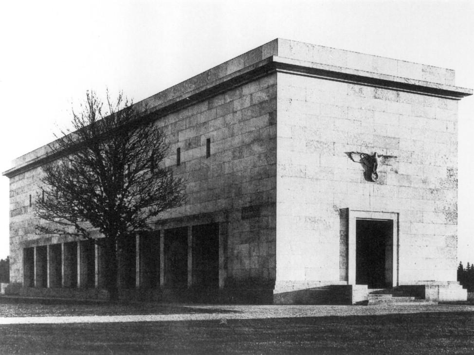 Nürnberg Reichsparteitagsgelände