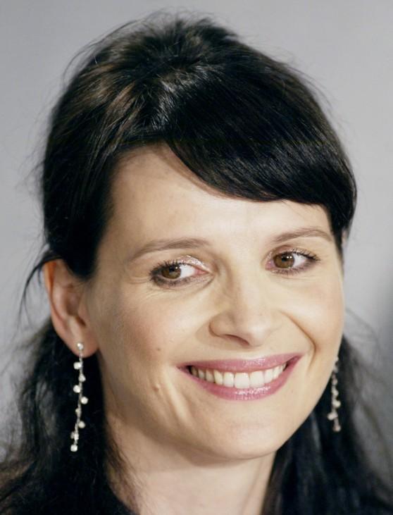Juliette Binoche, 2002