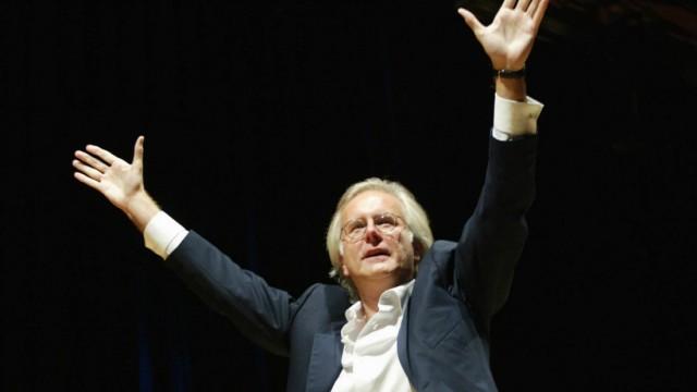 Harald Schmidt kehrt ins Kabarett zurueck