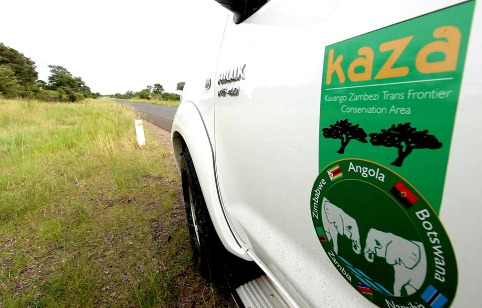 Antilopen statt Armee-Camps - Kavango Zambezi Transfrontier Park