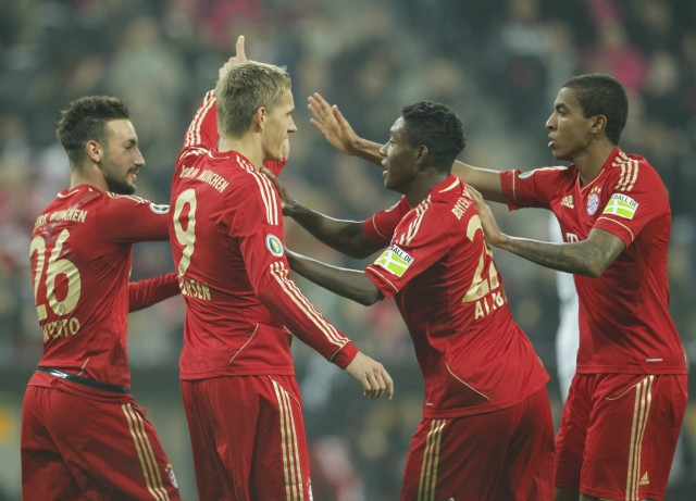 FC Bayern Muenchen - FC Ingolstadt 04