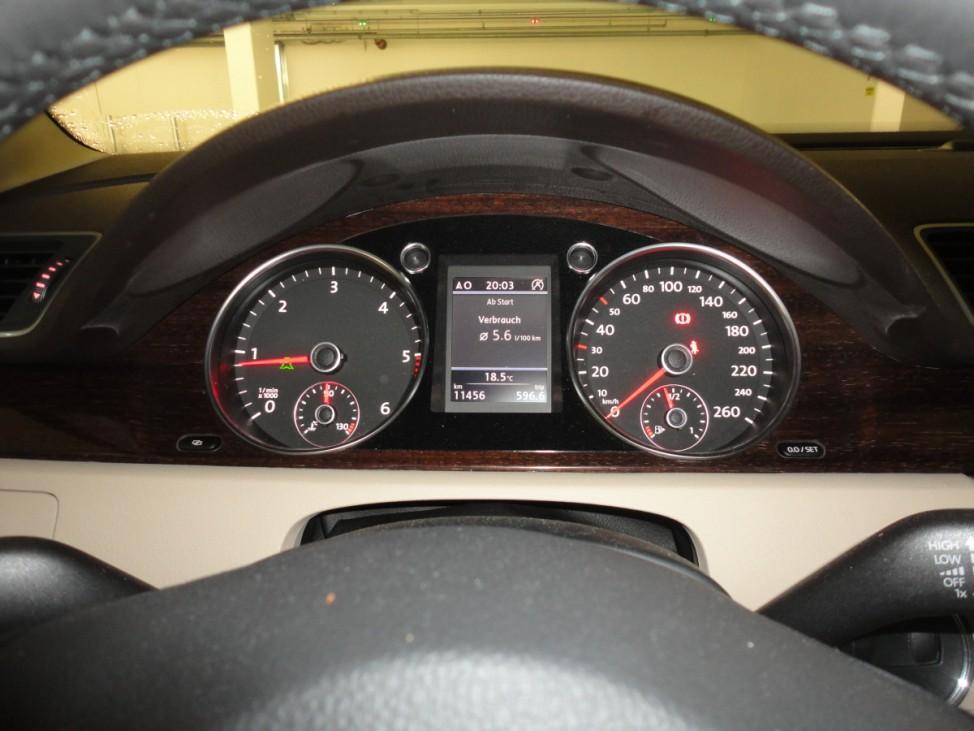 VW Passat Variant BMT