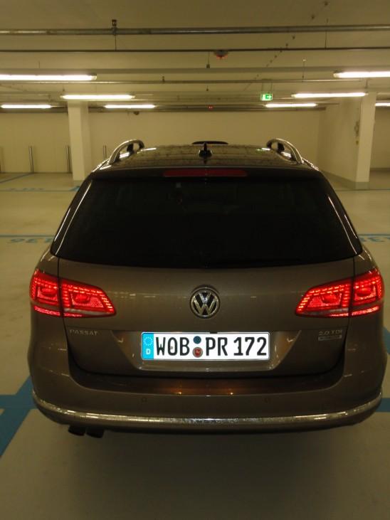 VW Passat Variant BMT Fahrbericht