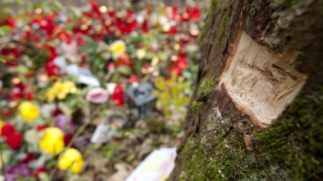 Getoeteter Augsburger Polizist beigesetzt