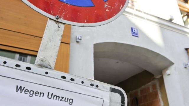 Umzug in München, 2010