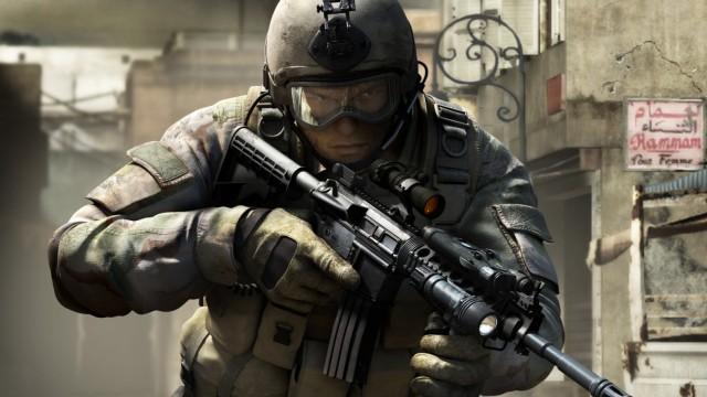 Battlefield 3 von Electronic Arts: Battlefield 3, Computerspiel, Electronic Arts, EA, Foto: oh