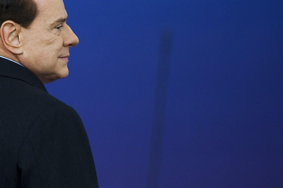 FILE: Italian PM Silvio Berlusconi Agrees To Resign